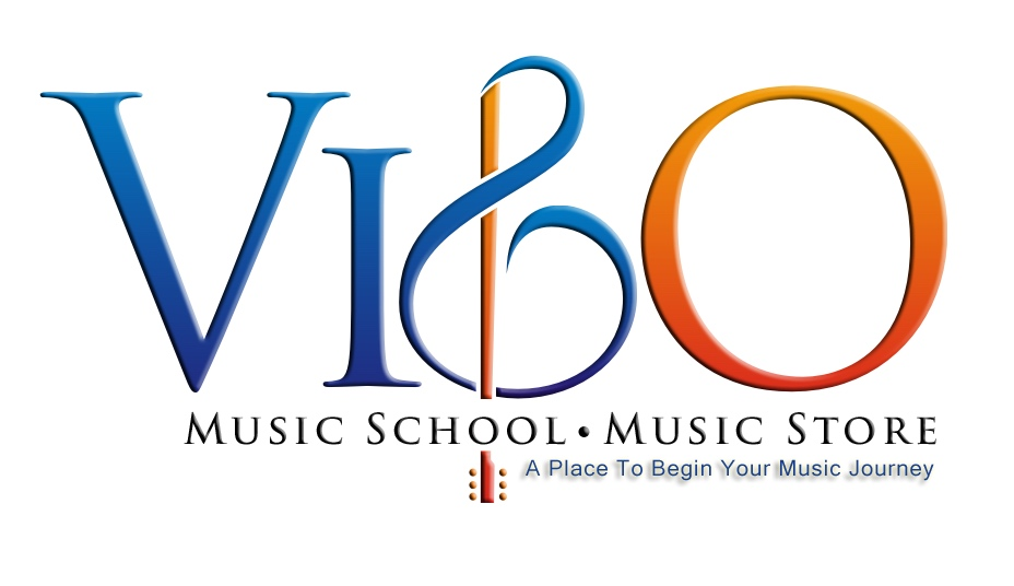 ViBO Music School Logo