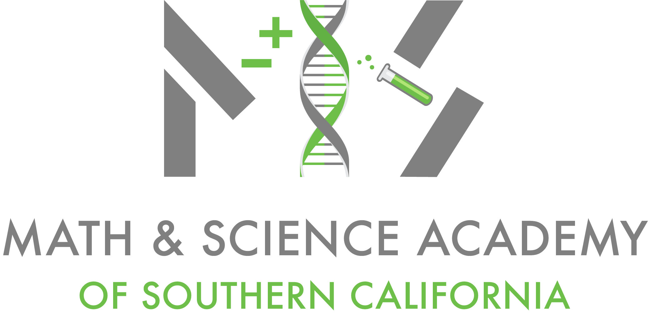 Math and Science Academy of Southern California Logo