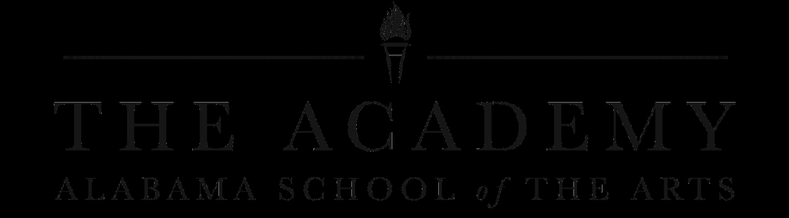 The Academy at Alabama School of the Arts Logo