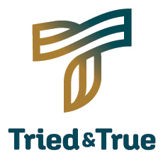 Tried & True Logo